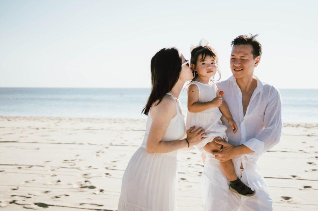family photoshoot danang