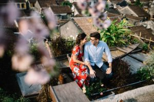 Pre-wedding photoshoot in Hoi An